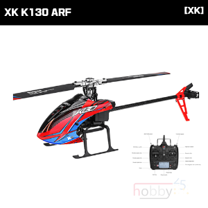 [XK] K130 6CH FLYBARLESS HELICOPTER (ARF) [K130] (* 전파인증 완료*)