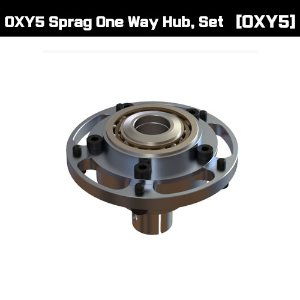 OSP-1456 - OXY5 Sprag One Way Hub, Set